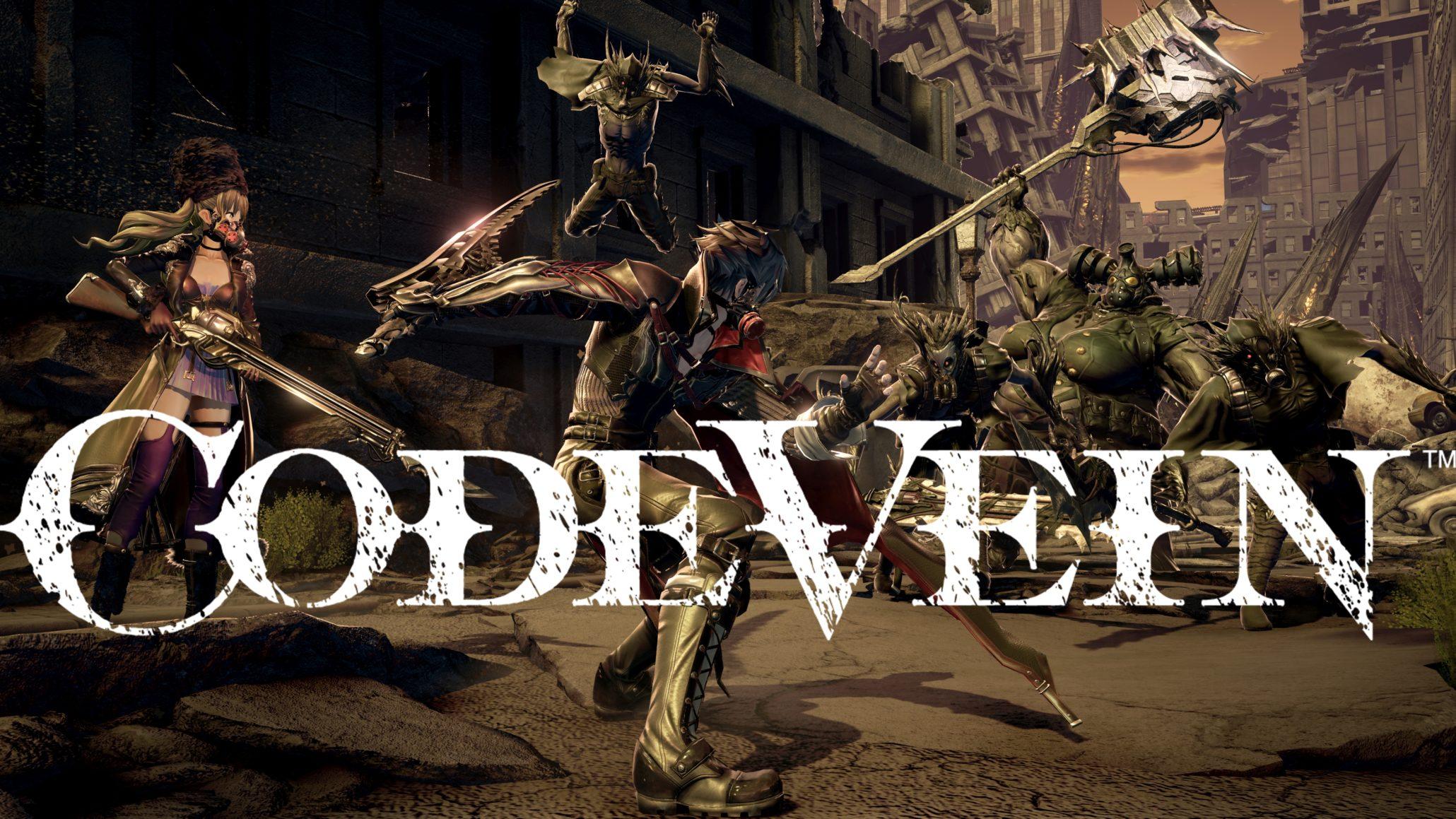 Code Vein (PCDD) $14, Season Pass $11, Deluxe Edition $27.50