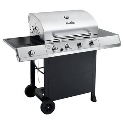 Target Char-Broil Classic 4 Burner Gas Grill $99.98 + Tax or better YMMV B&M