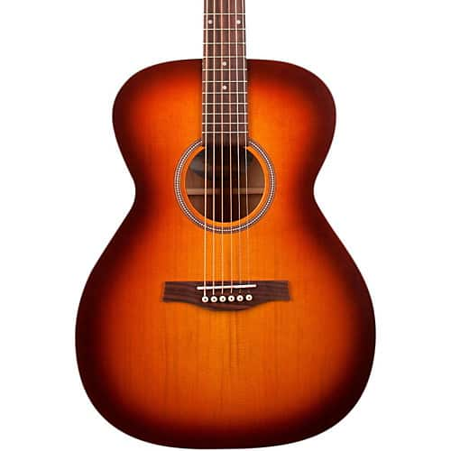 Seagull Entourage Rustic Concert Hall Acoustic-Electric Guitar $270 today