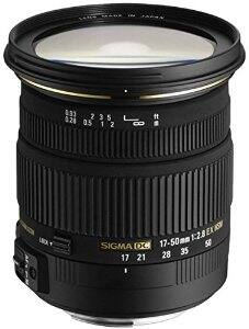 Sigma 17-50mm f/2.8 EX DC OS HSM FLD Lens (Various Mounts) $399 + Free Shipping