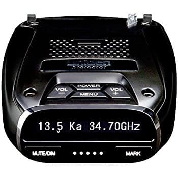 Uniden DFR7 radar detector with GPS $250