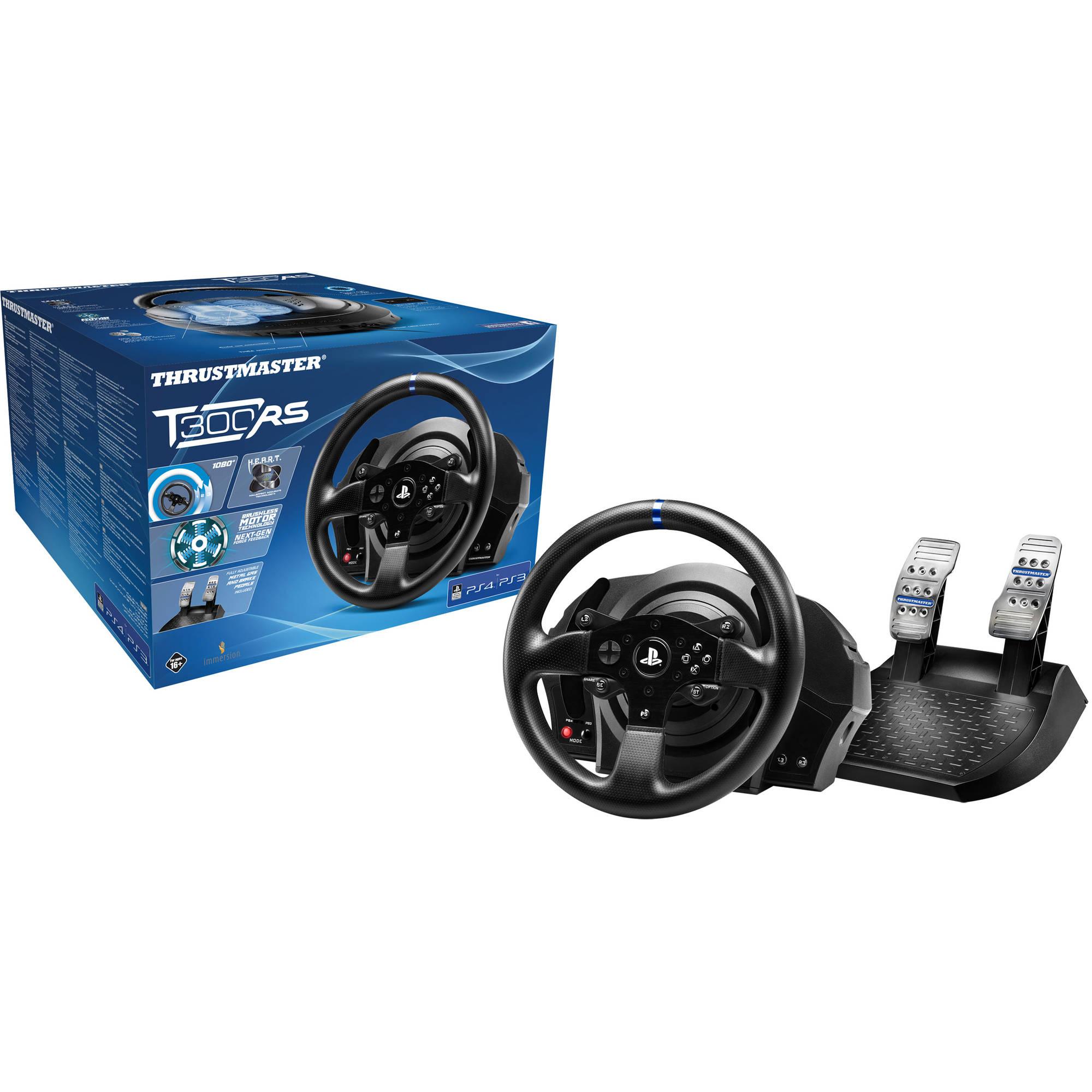 Thrustmaster T300 RS Racing Wheel $192.08