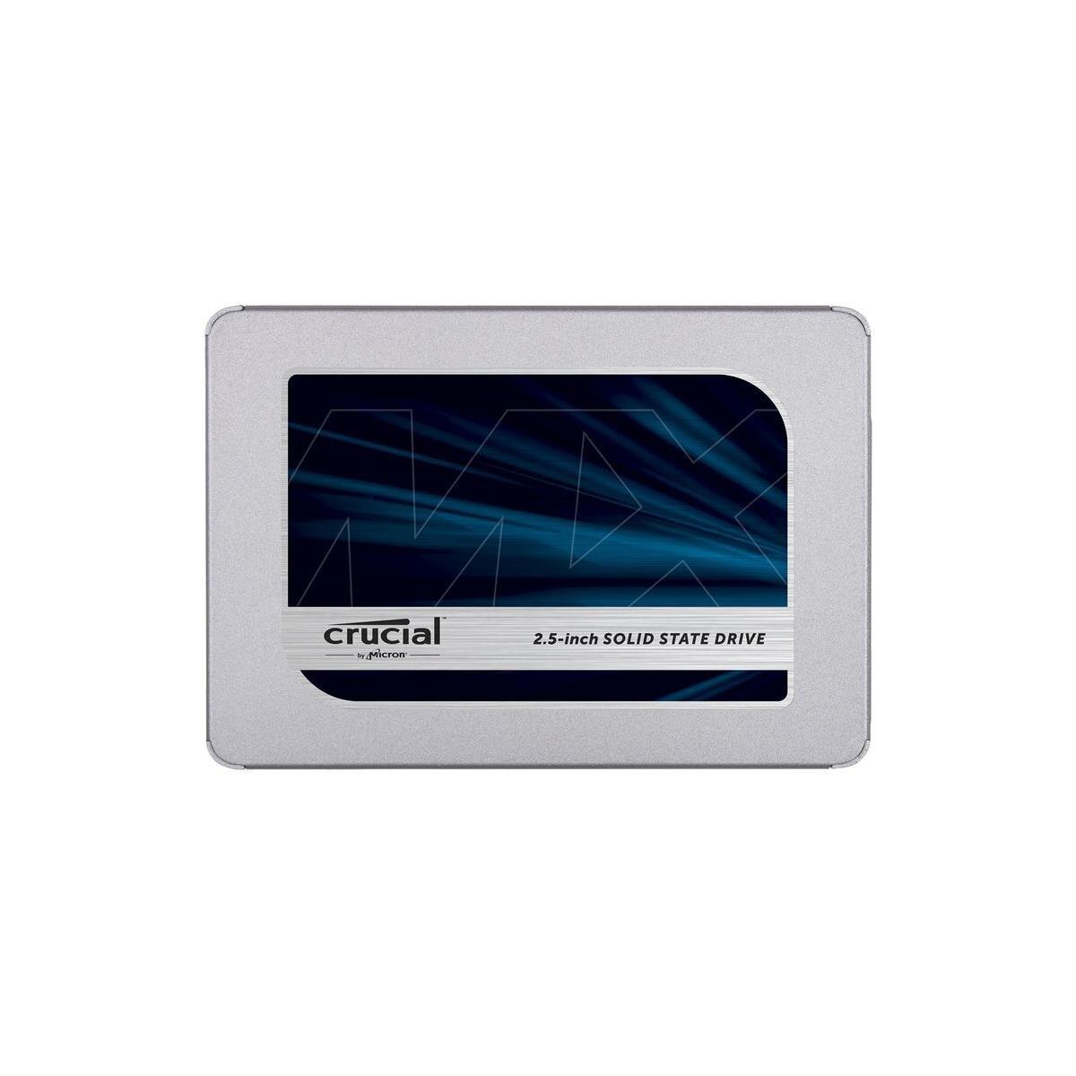 "Crucial mx500 1tb 2.5"" internal ssd $91.8"