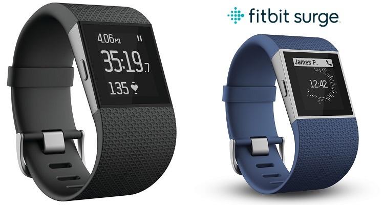Fitbit Surge - Small Black - $89.97