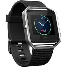 New Fitbit Blaze -- $95 plus tax Brookstone
