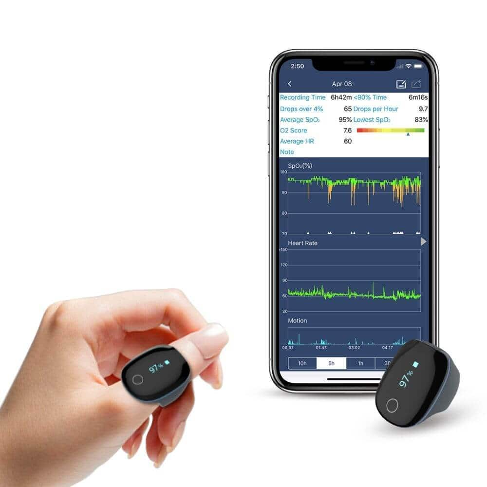 O2Ring™ Oxygen Monitor $143.20
