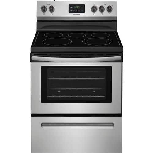 Frigidaire - Freestanding Electric Range - Stainless $430