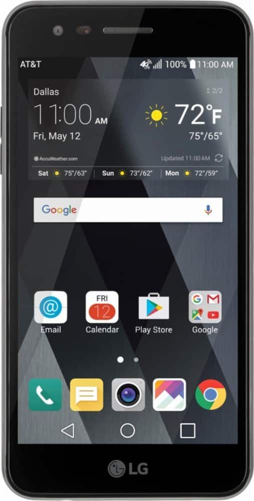 349fbfd509f Best Buy Android LG Phoenix 3 4G LTE w/ 16 GB Memory Prepaid Cell Phone for  $24.99 NOW LIVE - Slickdeals.net