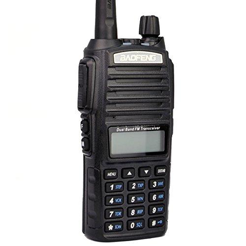 Baofeng UV-82 Two-Way Radio (Black) $26.54 Amazon (Free shipping for Prime Members)