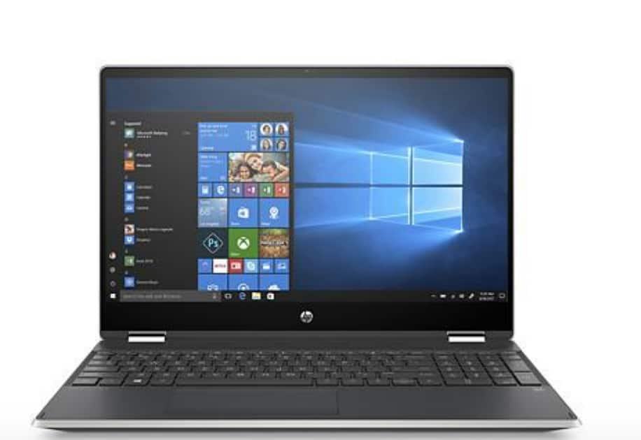 HP Pavilion x360 i5 with 8GB RAM and 512GB SSD for $499 on 11/9