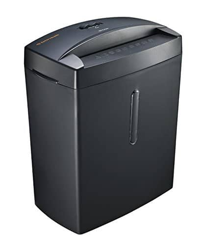 6 sheet Micro cut shredder on sale @ Amazon $29 onward