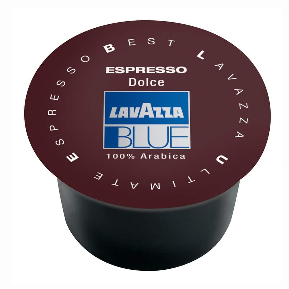 100-Ct Lavazza BLUE Capsules, Espresso Dolce $19.18 AC w/ Subscribe and Save