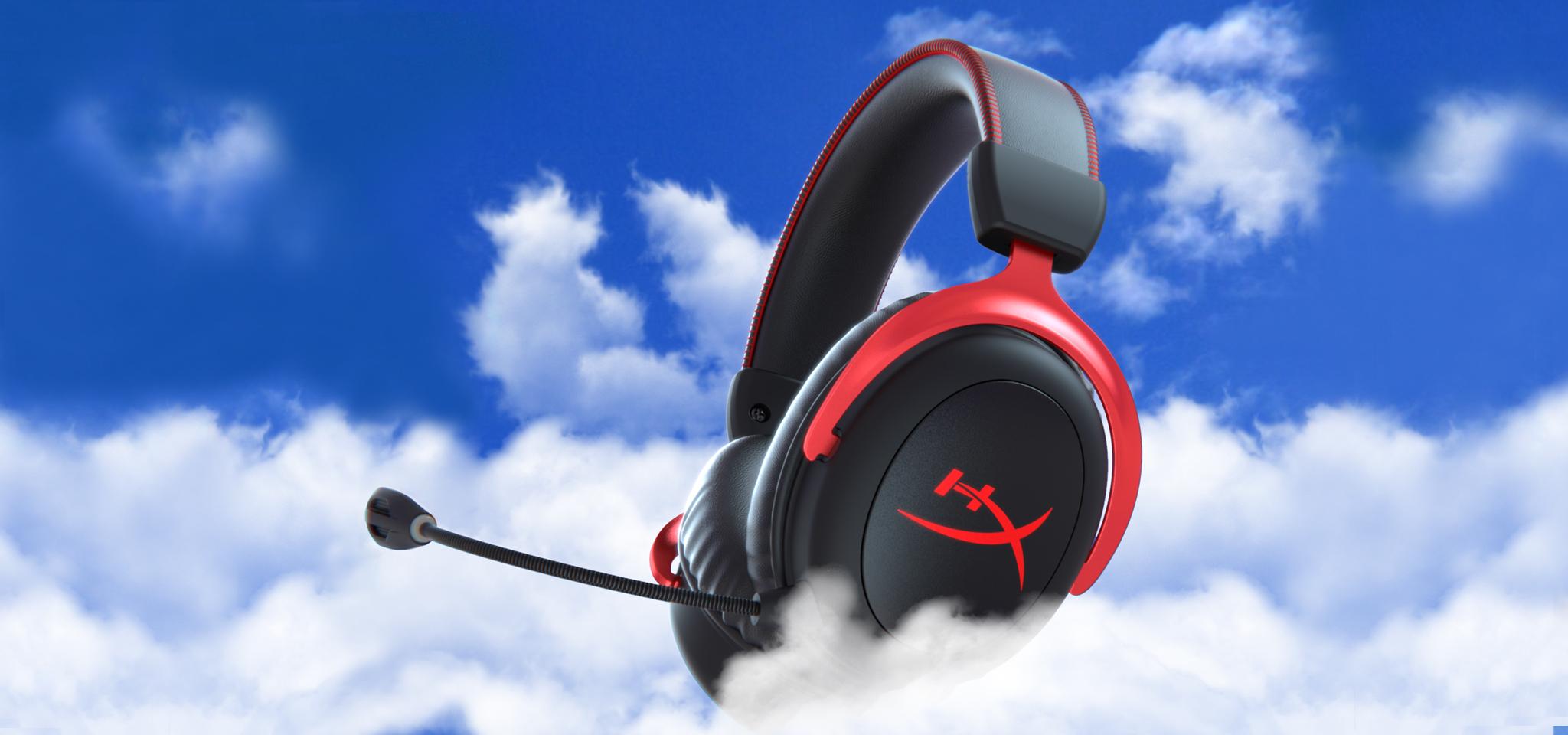 Cloud Gaming Headsets - Cloud II Wireless| HyperX $119.99