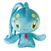 pokemon 20th anniversary manaphy Plush online order $  17+ $  6 shipping/ FS with $  19