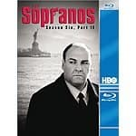 The Sopranos: Season 6 Part 2 Blu-ray - $17.99