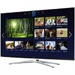 Samsung 55 Inch LED Smart TV UN55H6350 HDTV $1197 + $300 promo egift card @ dell