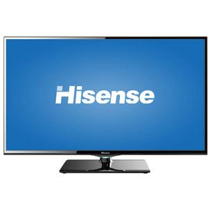 "Hisense 50K360G 50"" 1080p 120Hz LCD LED HDTV $298 + free store pickup @ walmart ymmv"