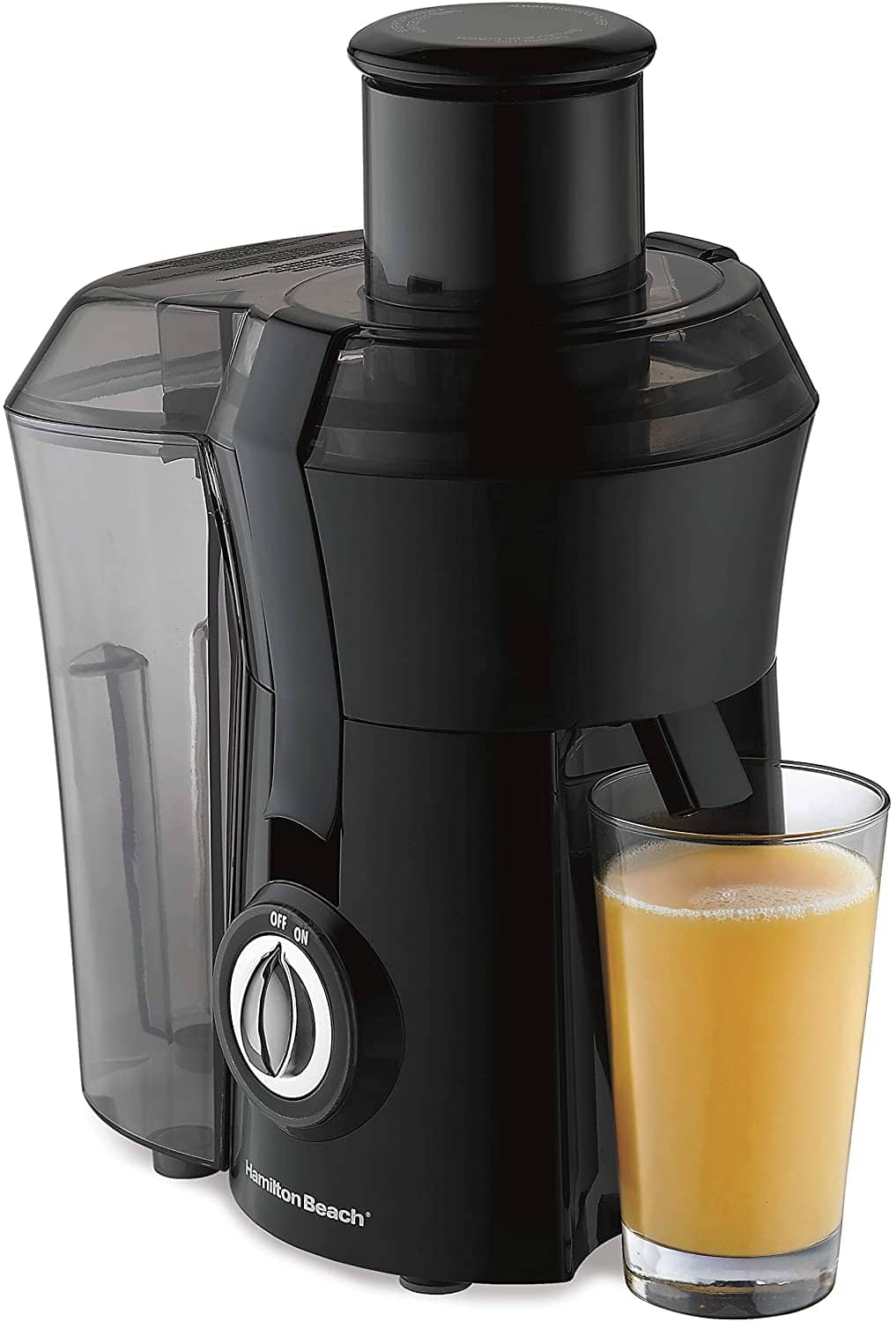 "Hamilton Beach Juicer Machine, Big Mouth 3"" Feed Chute, Centrifugal, Easy to Clean, BPA Free, 800W only $34.99+F/S"