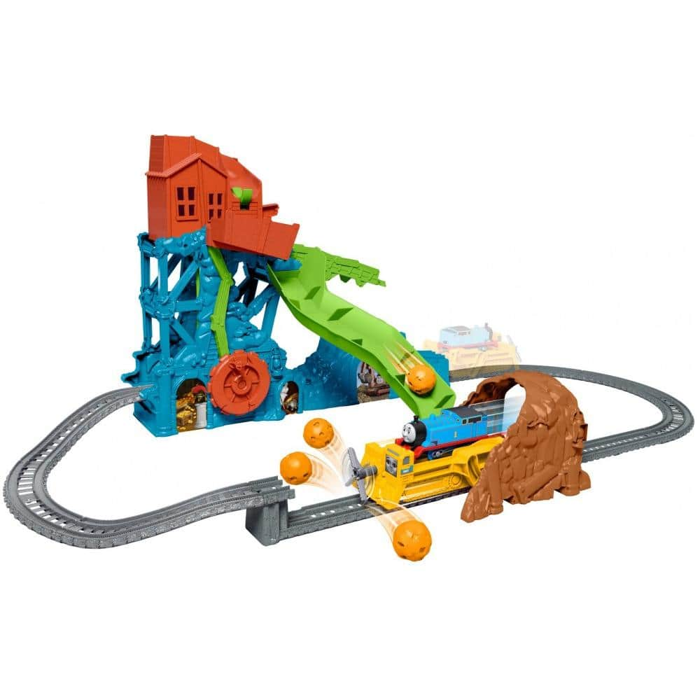 Thomas & Friends TrackMaster Cave Collapse Train Playset $32.99