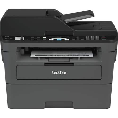 Brother MFC-L2710DW Compact Monochrome Laser All-in-One Printer $150