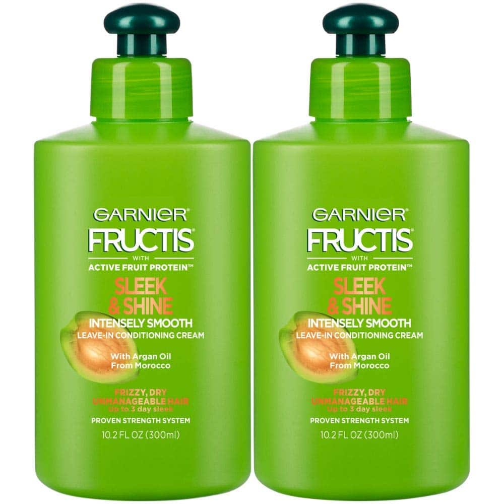 2-Pack 10.2-Oz Garnier Fructis Sleek & Shine Leave-In Conditioner $3.95 w/ S&S + Free Shipping w/ Prime or on $25+