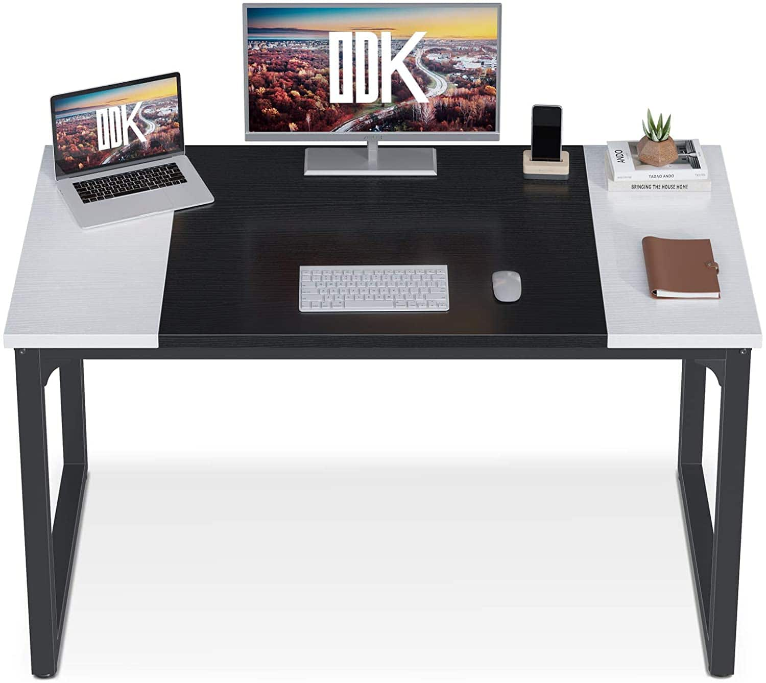 """39""""/47""""/55"""" ODK Computer Desk w/ Splice Board, 39"""" for $27.86, 47"""" for $34.86, 55"""" for $44.86 + Free Shipping"""