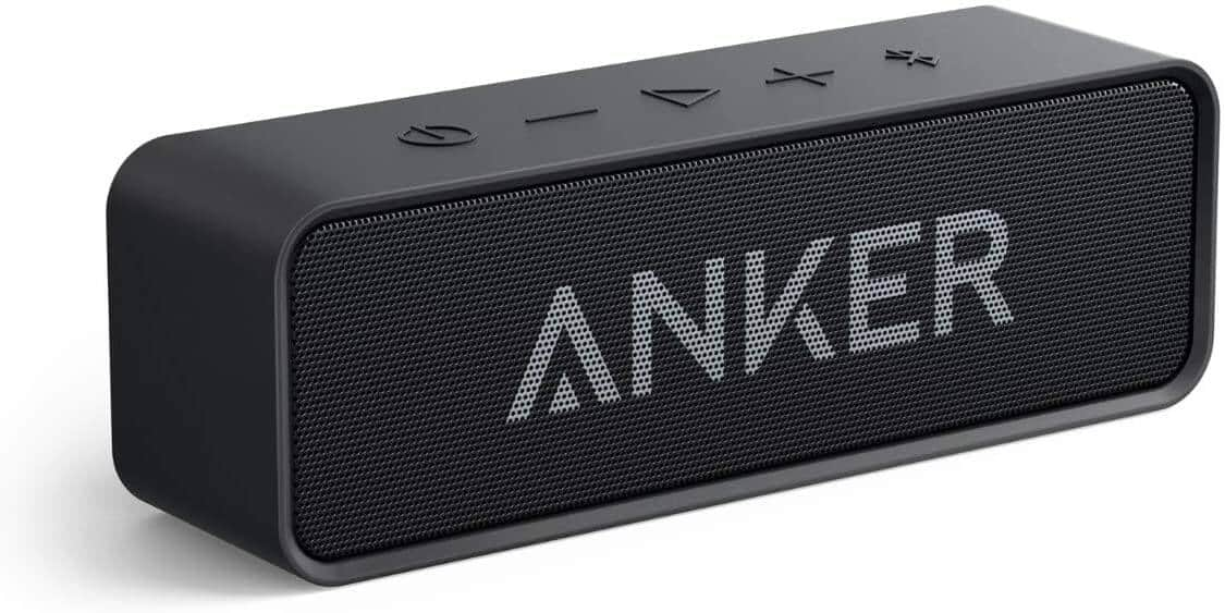 Anker Soundcore Upgraded Bluetooth Speaker with IPX5 Waterproof $21.99 + Free Shipping w/ Prime or on $25+
