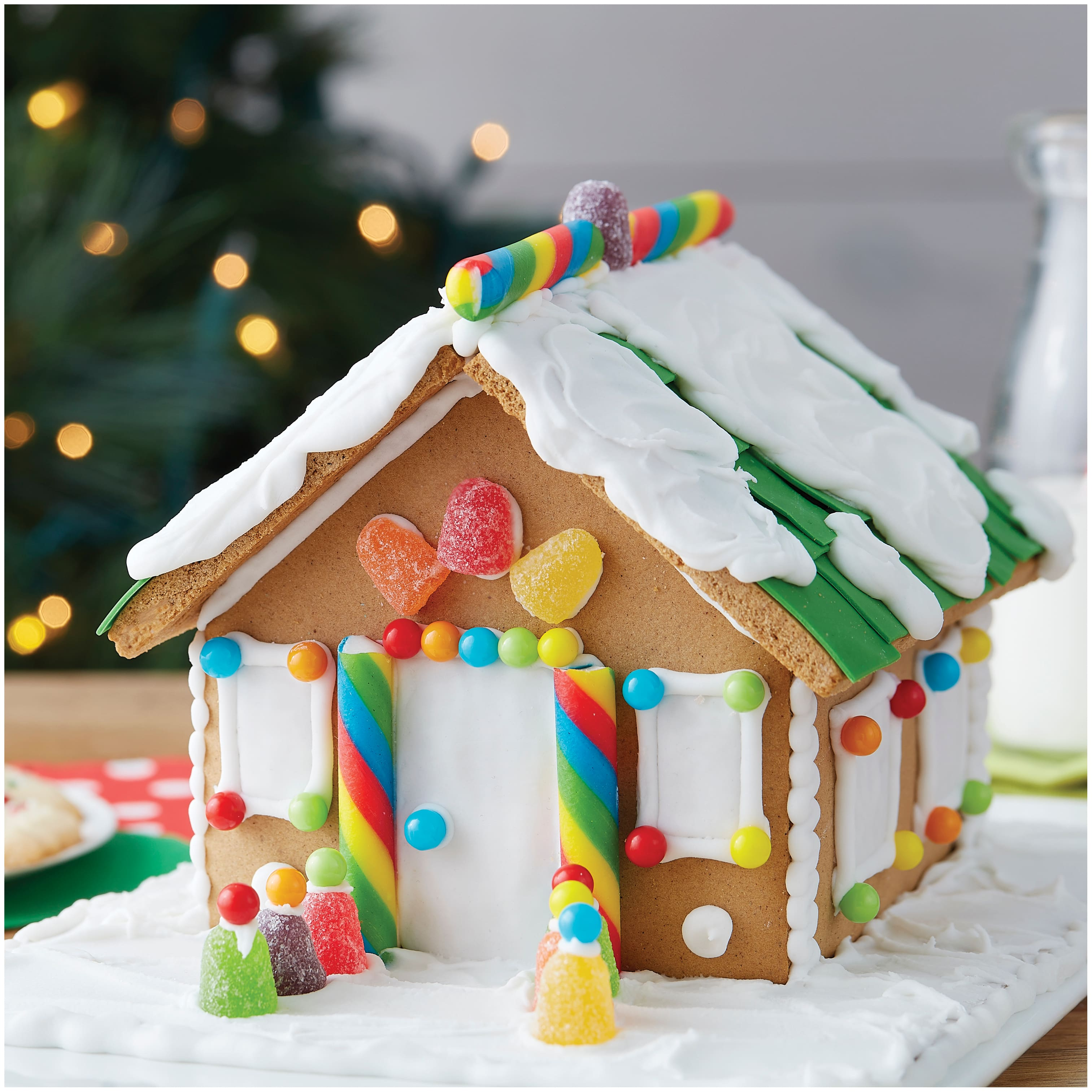 Wilton Build-it-Yourself Gingerbread Houses starting at $4.48 + Free Store Pickup at Walmart