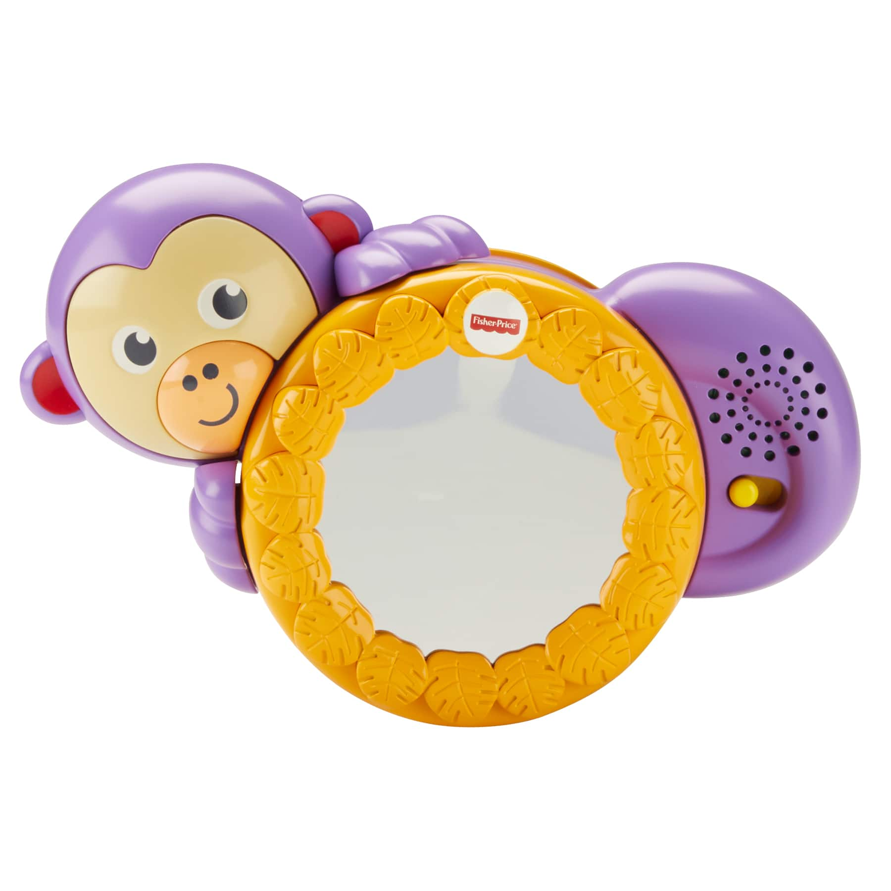 Fisher-Price 1-2-3 Crawl Along Monkey $7.50 + Free Store Pickup at Walmart or FS on $35+ or FS w/ Prime or on $25+