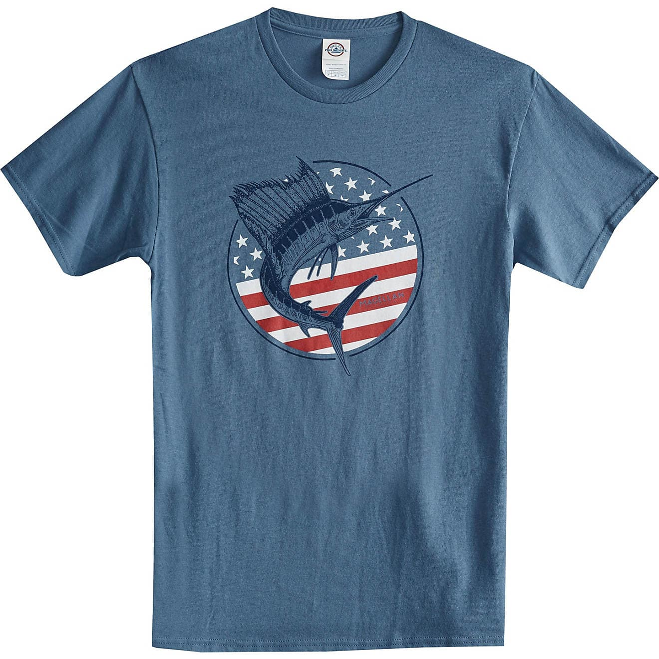 Patriotic Apparel: Various Men's, Women's and Kid's Tees $5, Men's Caps $5, More + Free Store Pickup at Academy Sports or FS on $25+