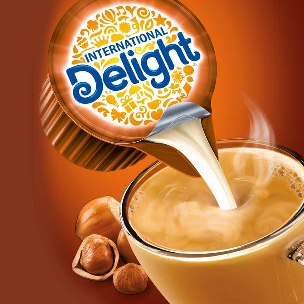 288-Count International Delight Caramel Macchiato Liquid Creamers $12.65 w/ S&S + Free Shipping w/ Prime or on $25+