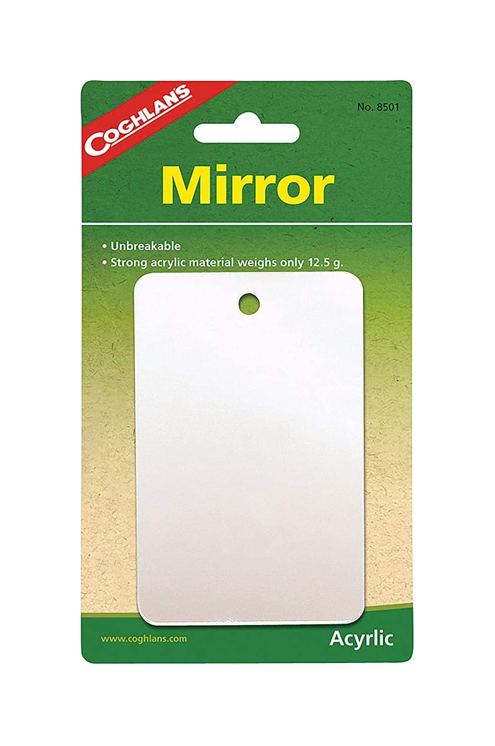 Coghlan's Featherweight Mirror $2.88 + Free Shipping w/ Prime or on $25+