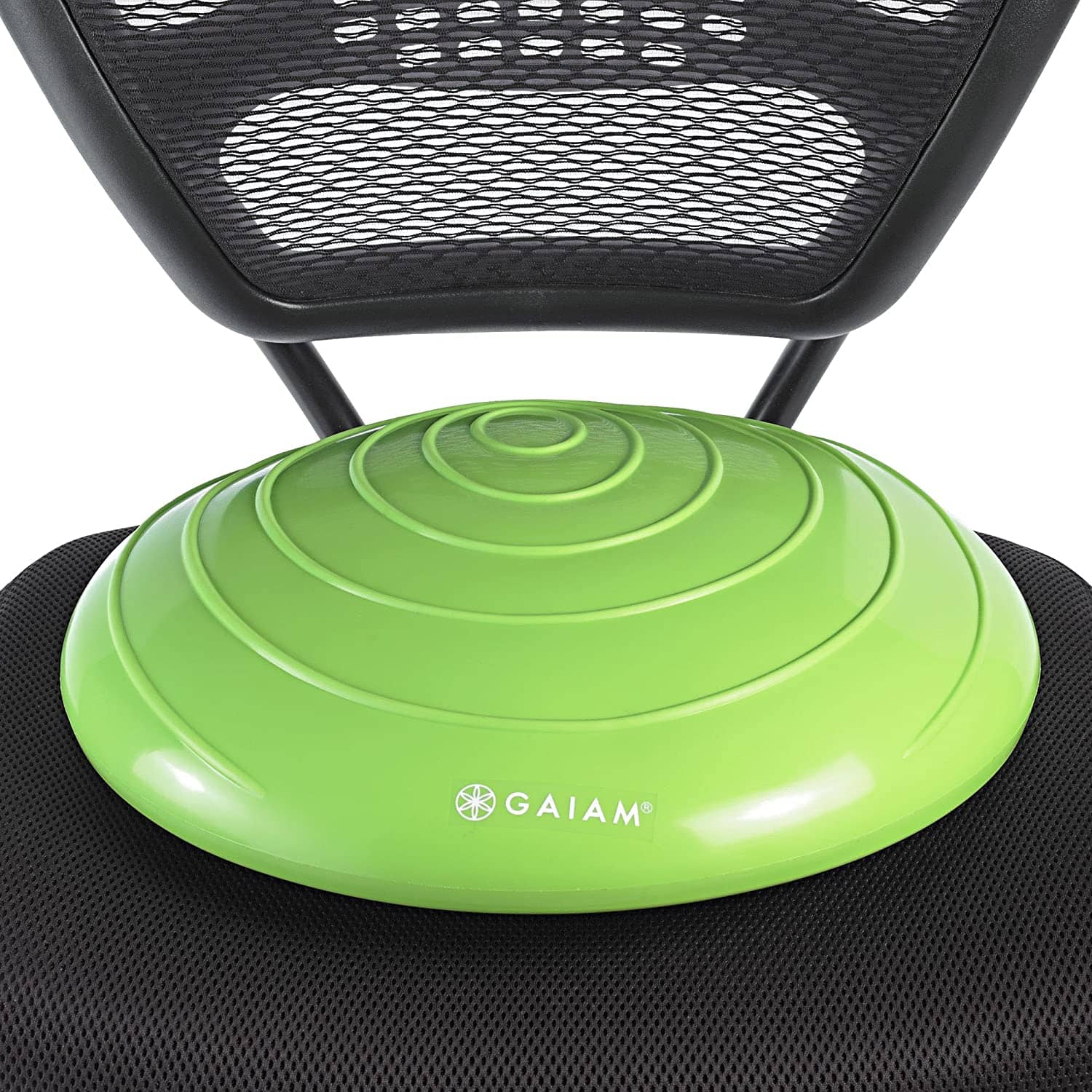 Gaiam Balance Disk Stability Core Trainer Cushion (Wasabi) $11 + Free Ship to Store at Macy's or F/S on $25+