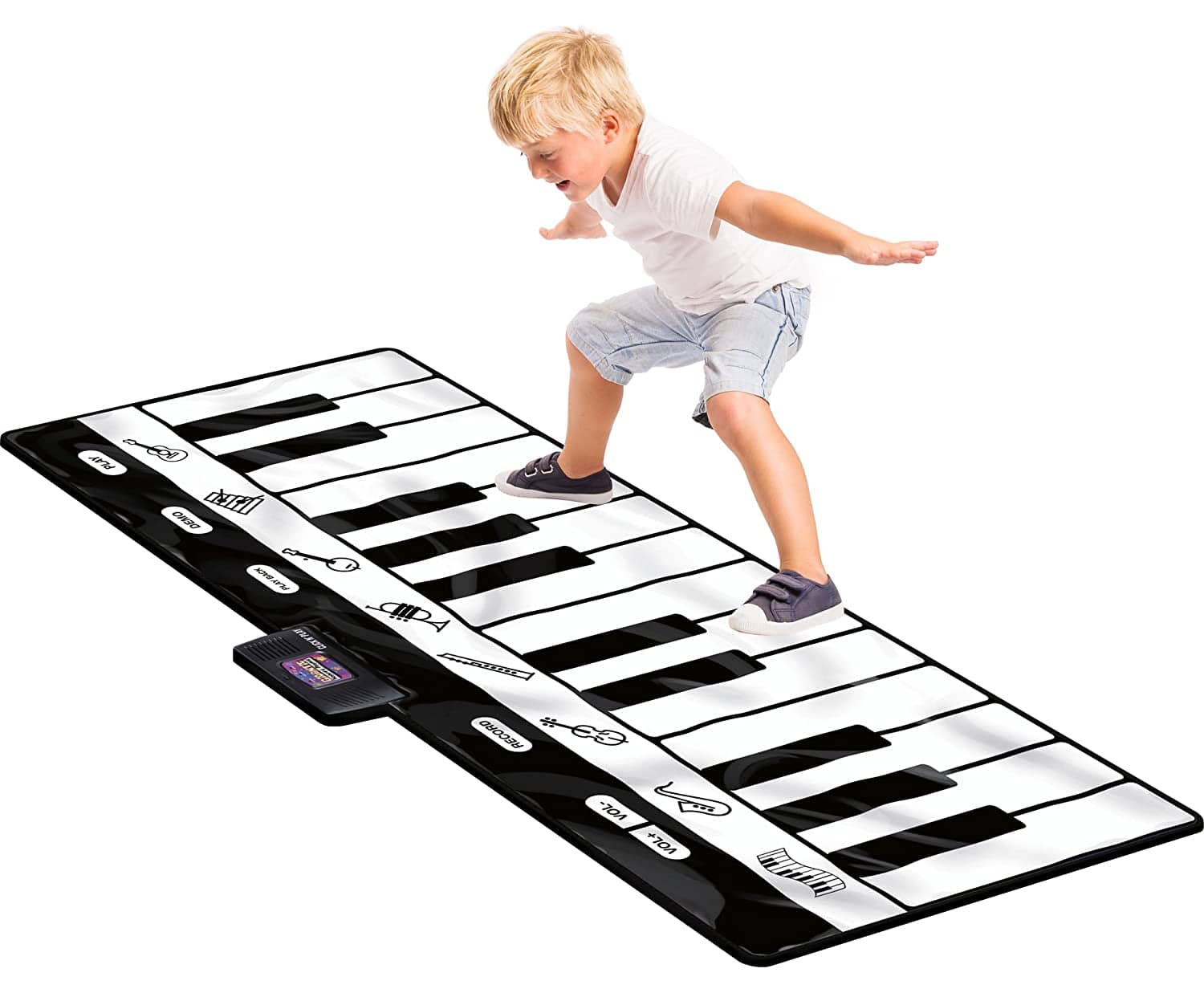 Click N' Play Gigantic Keyboard Kid's Play Mat $23.75 + Free Shipping w/ Prime or on $25+