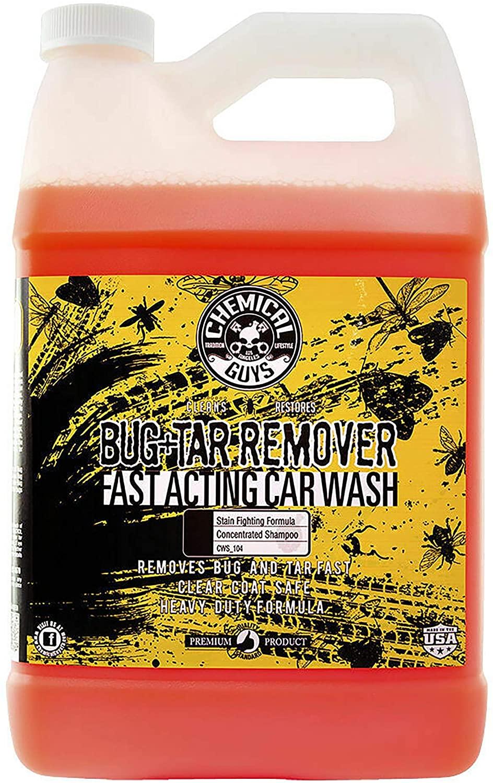 1-Gal Chemical Guys Bug & Tar Car Wash Shampoo $14.90 + Free Shipping w/ Prime or on $25+