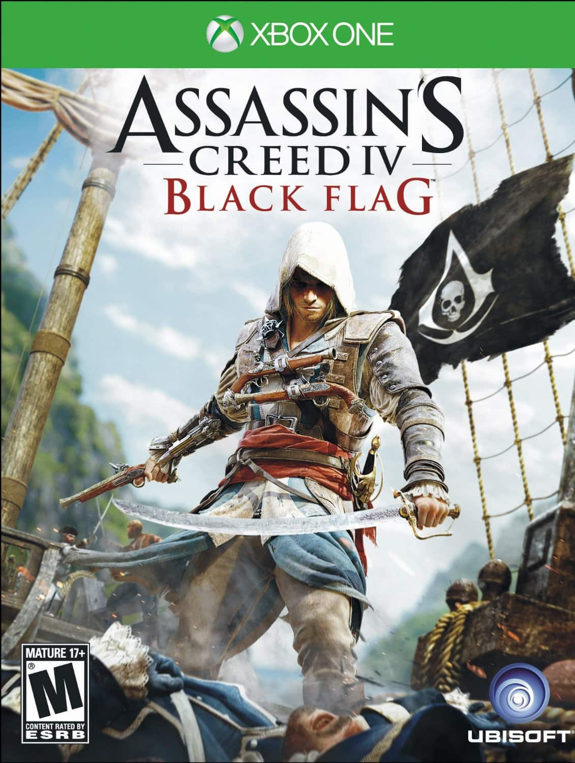 Xbox One Downloads - Assassin's Creed IV: Black Flag, Lococycle, Max: Curse of Brotherhood - $4.49 Each