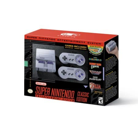 SNES Classic in Stock at Walmart @ $79.96