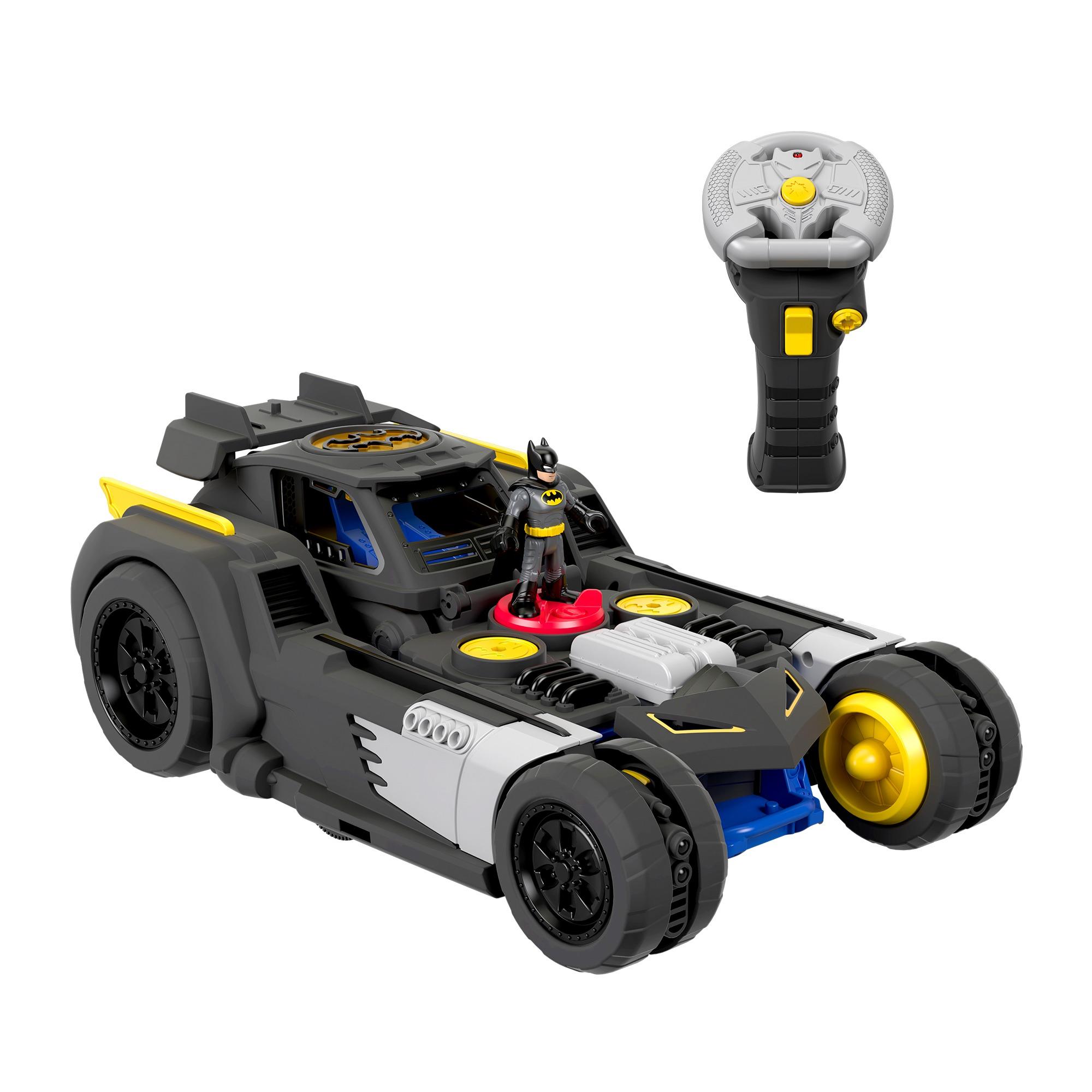 Imaginext DC Super Friends Transforming Batmobile R/C Vehicle $62.99