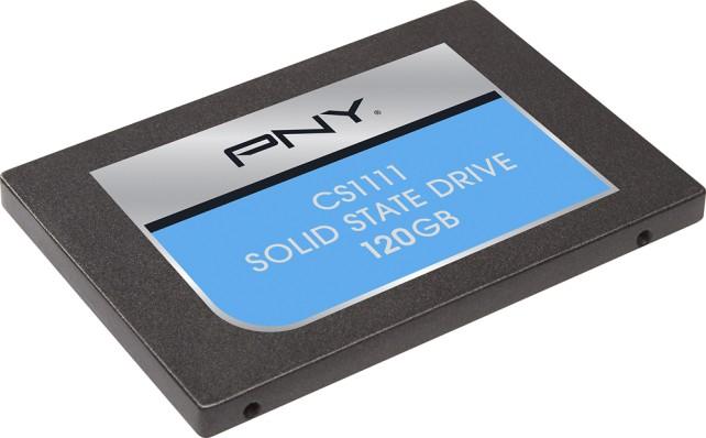PNY CS1111 120GB MLC  SSD $35.99 FS @ Best Buy