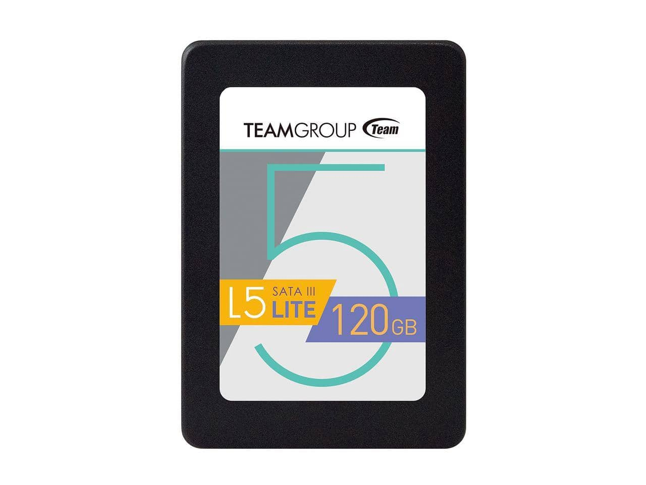 "Team L5 LITE 120GB 2.5"" Solid State Drive $25 w/ Free Shipping"