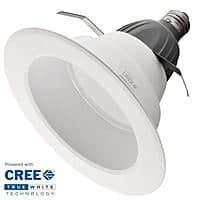 Home Depot Deal: Cree 65w LED recessed retrofit kit $12 homedepot YMMV socal