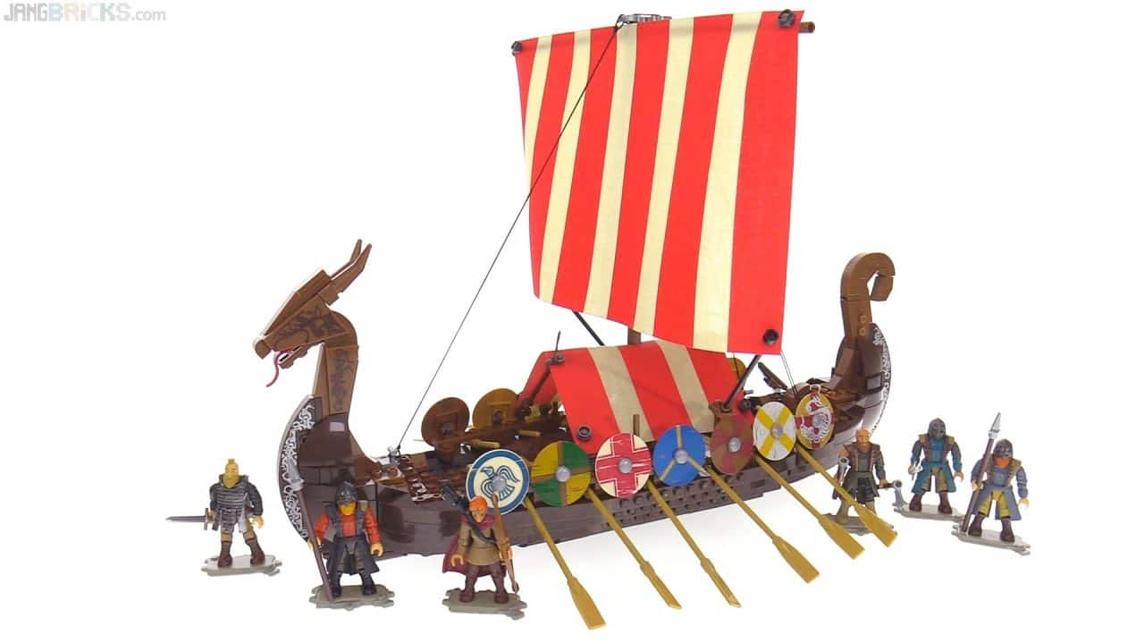 Mega Construx Probuilder Viking Ship - $58.30 Amazon FS.
