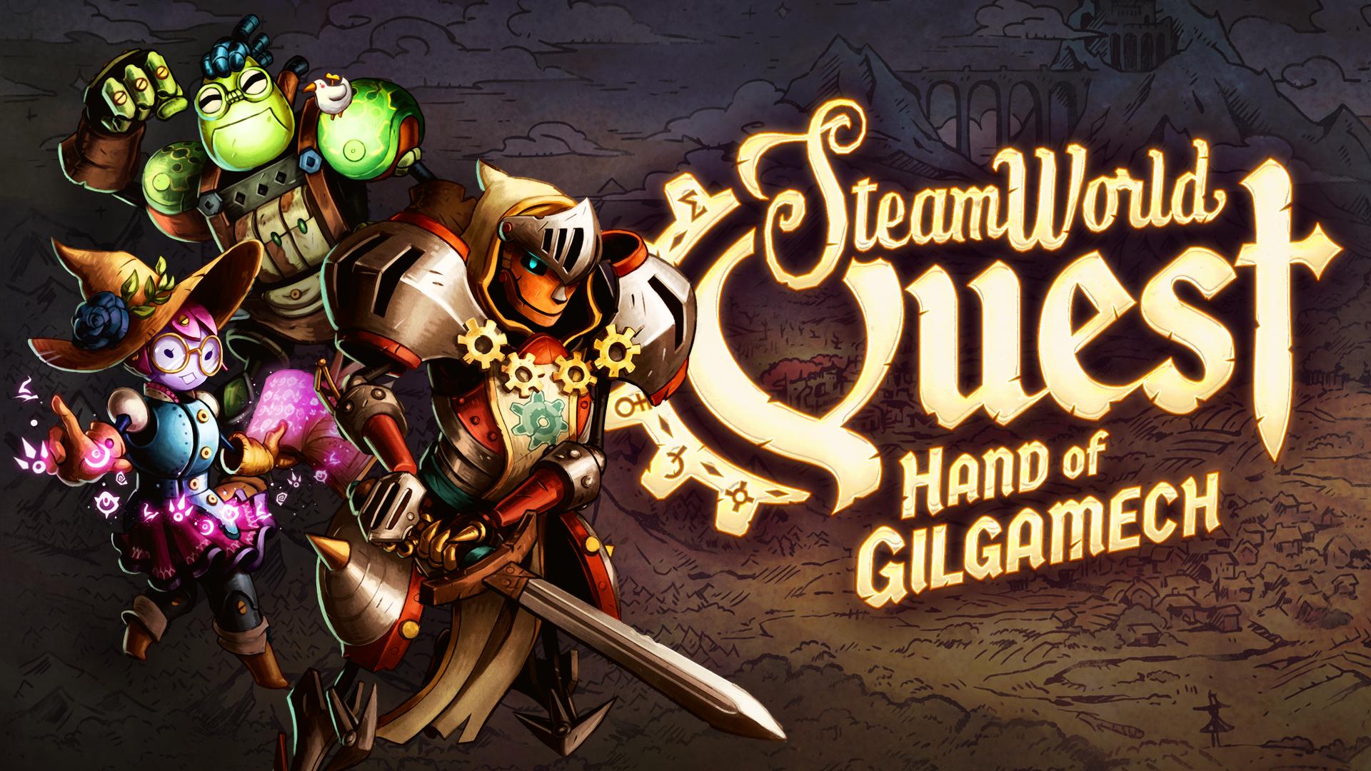 Nintendo Game Store - SteamWorld Quest (Digital Download) - Nintendo Switch $12.49