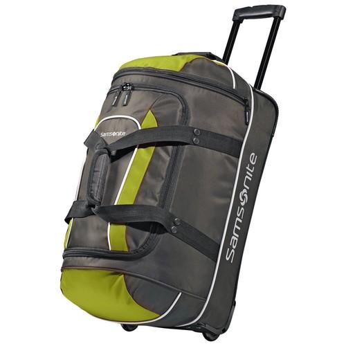Samsonite Andante 22in. Carry On Wheeled Duffel $24.99