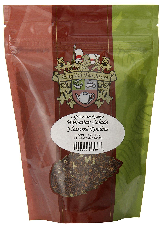 Cheap Amazon S&S Filler: Hawaiian Colada Flavored Rooibos Tea 4 oz - $1.81 FS