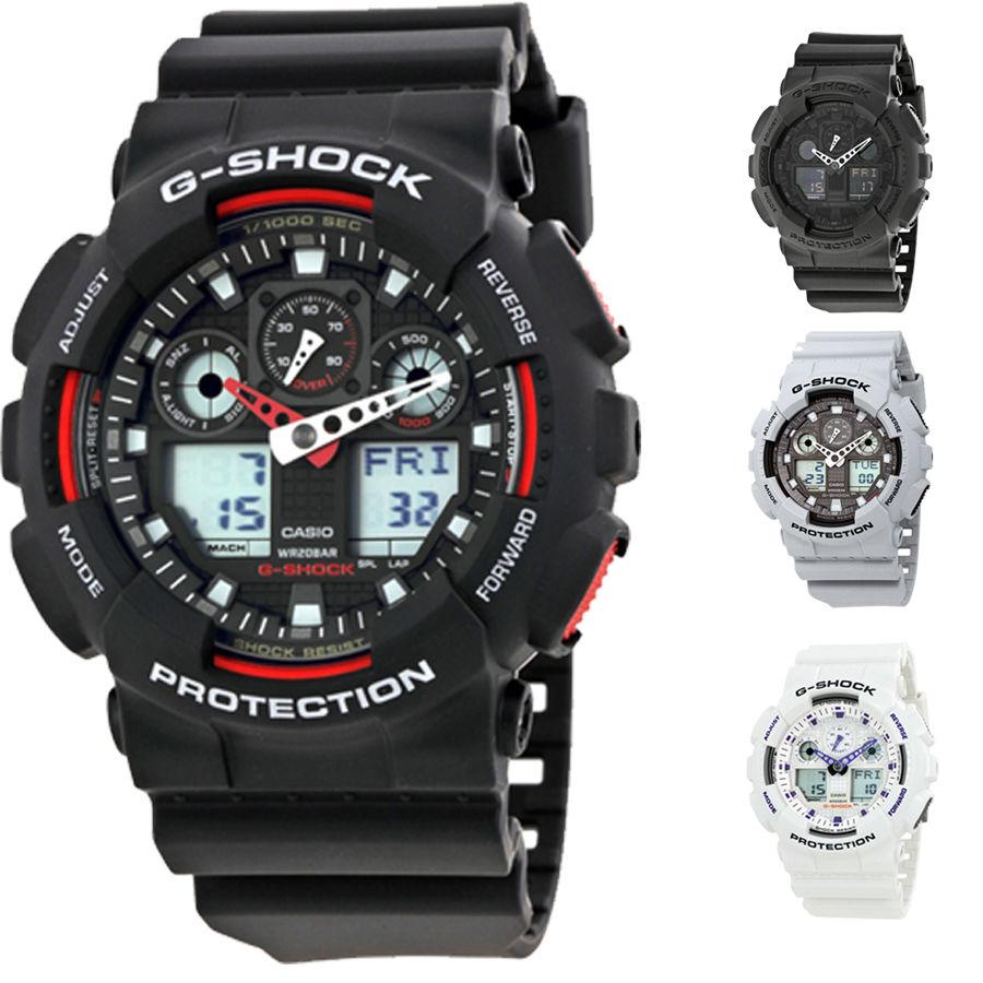 Casio G-Shock Watch - GA100-1A1CR - $52.99