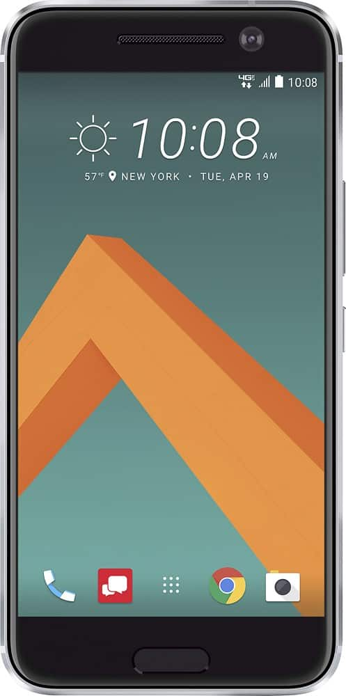 HTC 10 4G LTE phone and $100 Free Accessories for $49.99 with Contract at Best Buy