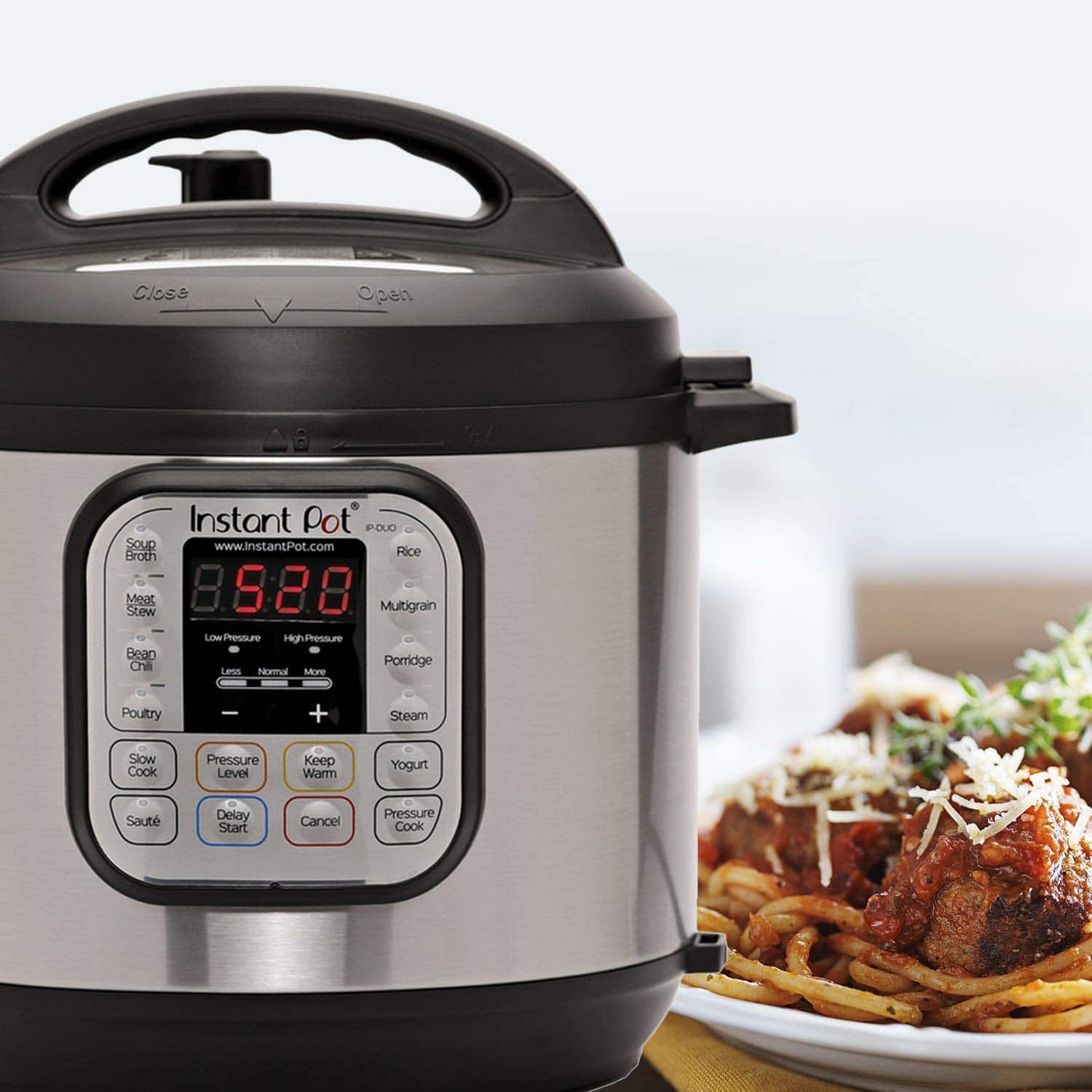 Cyber Monday Deal--Instant Pot 7-in-1 Multi- Use Programmable Pressure Cooker, Slow Cooker $64.99