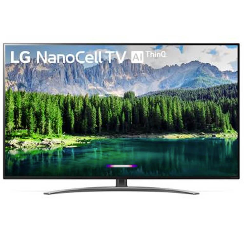 LG 49-Inch 4K HDR Smart LED NanoCell TV with AI ThinQ (49SM8600PUA) - $599 + $120 Kohls Cash $479