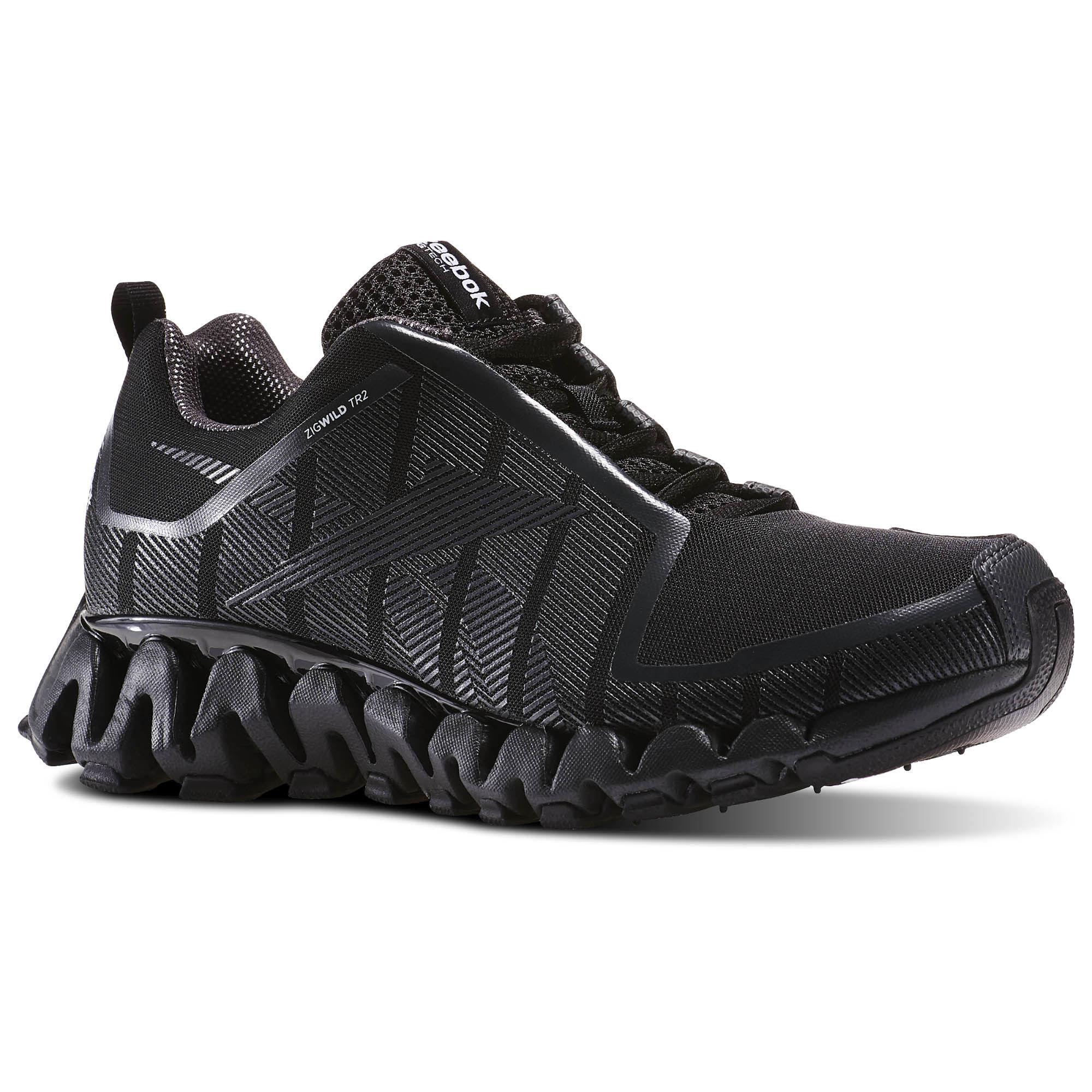 d0d5e4cfccecbe Reebok Zig Wild TR2 Running Mens Shoes Sneakers